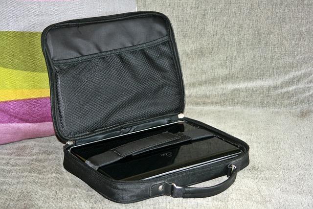 Notebook Taschen Test